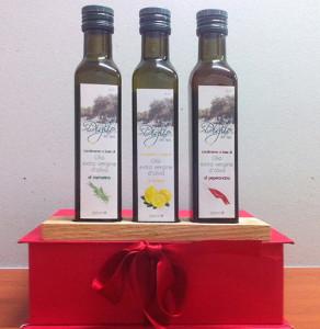 Olio in confezione regalo - Frantoio oleario Diglio