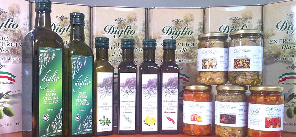 I prodotti del Frantoio